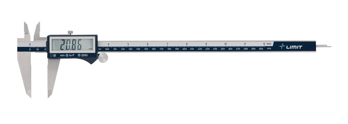Skaitmeninis slankmatis LIMIT CDN 300 mm