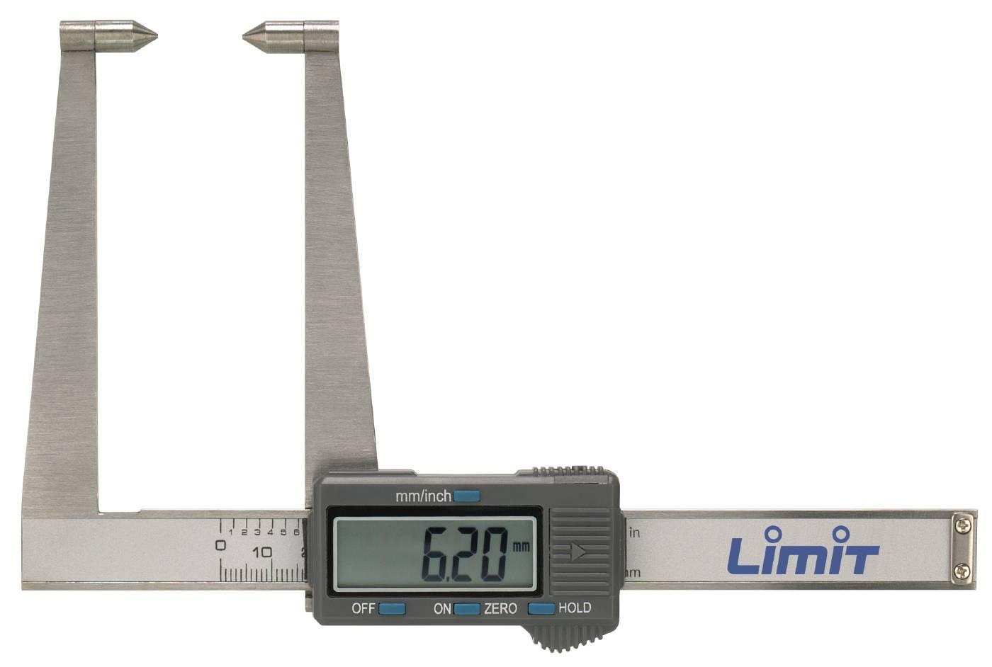 Skaitmeninis slankmatis stabdžių diskams LIMIT