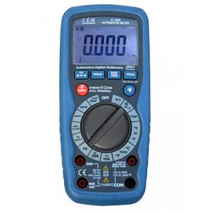 Automobilių multimetras CEM AT-9955