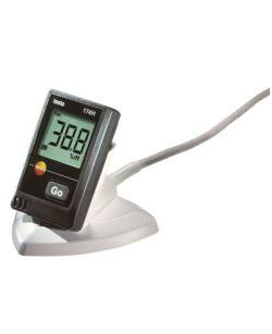 Testo 174 H temperatūros ir drėgmės mini duomenų kaupiklis