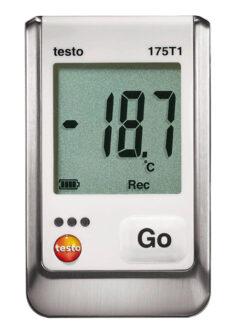 Testo 175 T1 temperatūros duomenų kaupiklis