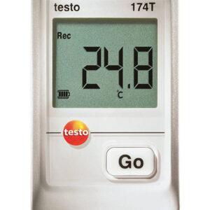 testo 174 T - Mini temperatūros duomenų kaupiklis