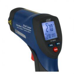 Infraraudonųjų spindulių termometras CEM DT-8865