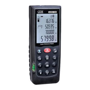 Lazerinis atstumo matuoklis CEM iLDM-150