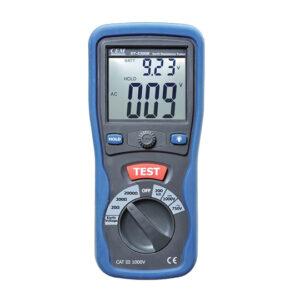 Skaitmeninis žemės atsparumo matuoklis CEM DT-5300B