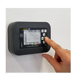 CO2 analizatorius PCE AQD 50