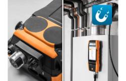 Testo 300 komplektas - Išmetamųjų dujų analizatorius (O2 , CO H2 kompensuojamas iki 8000 ppm)