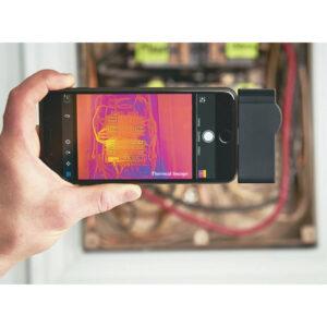 Terminio vaizdo kamera CEM T-10