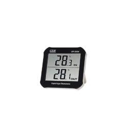 Temperatūros ir drėgmės matuoklis CEM DT-325C